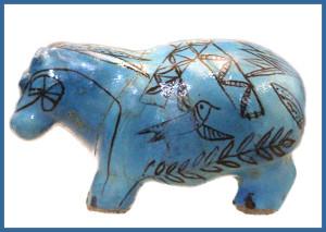 Louvre Hippo