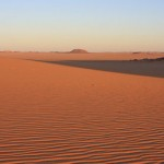 A few thoughts about duality and the desert