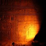 "Figure 8. Hieroglyphic writing: medu-netjer, ""the words of god"""