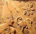 Figure 3 - Rosette and Scorpion, Ashmolean Museum
