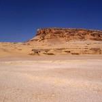 Figure 5. Cave hermitages Wadi el-rayan. Howard Middleton-Jones 2005