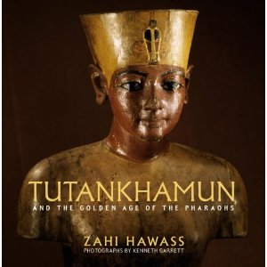 Tutankhamun and the Golden Age of the Pharaohs: a Souvenir Book