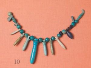 Amuletic necklace, A5.