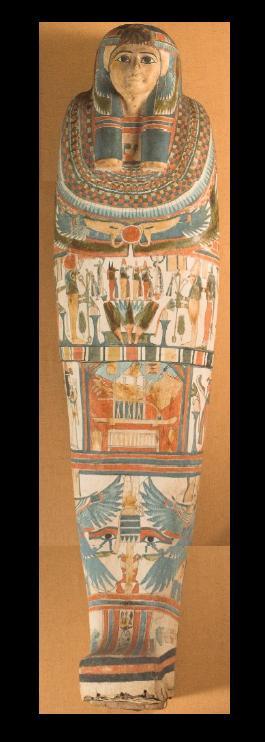 The Macclesfield Mummy, E16.