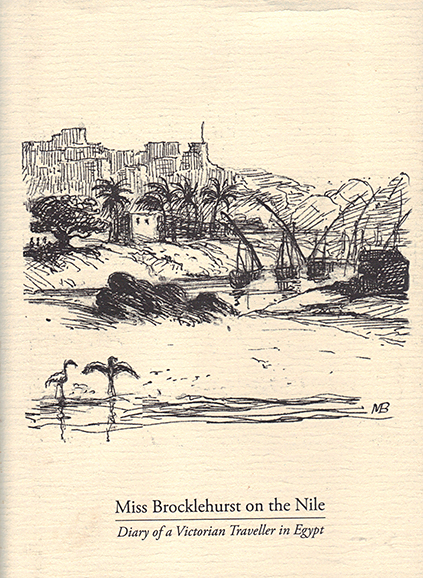 Figure 5. Marianne Brocklehurst's Diary