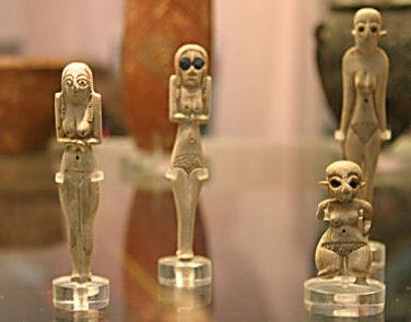 Dawn figurines