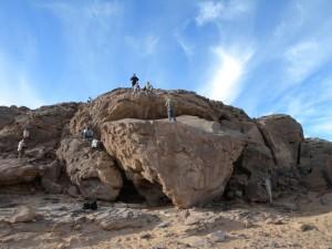 Rock Shelter RME18, Wadi Qash