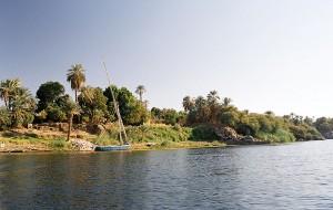 Aswan, Elephantine, West Bank, Egypt