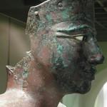 Figure 8. Pepi I copper statue