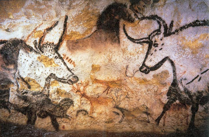 Figure 8. Lascaux
