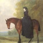 Figure 1. Marianne c.1850. Portrait by Henry Calver. West Park Museum.