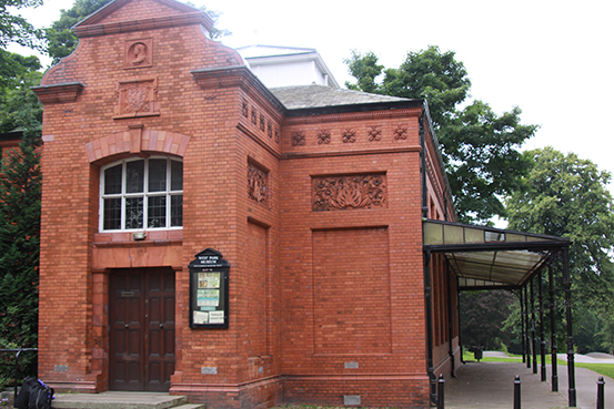 Figure 2. West Park Museum