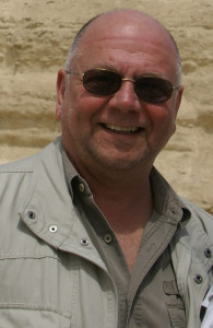 Author, Brian Alm