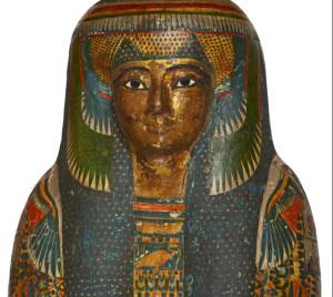 The 22nd Dynasty coffin of Tayesmutengebtiu