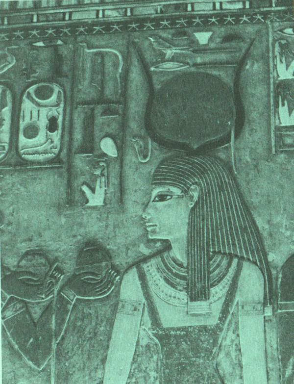 Photograph from The Egyptian Myths